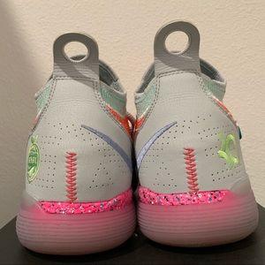 Nike Shoes - Nike KD 11 EYBL Size 8 Peach Jam